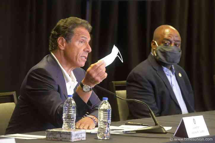 Cuomo: New York considering ditching state travel advisory quarantine list