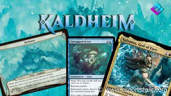 Potential MTG Arena Kaldheim Spoilers Have Leaked on Reddit - EsportsTalk