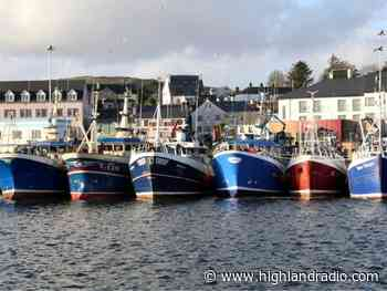 Brexit: Government urged to 'hold the line' for fisheries sector - Highland Radio