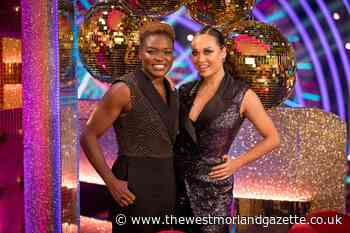 Nicola Adams and Katya Jones' first same-sex routine on Strictly revealed