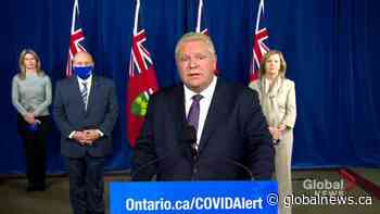 Coronavirus: Ontario announces $11 million in funding for children, youth mental health services