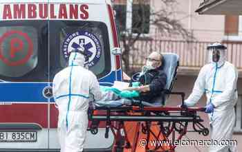 Hospitales europeos enfrentan nuevamente gran presión por aumento de casos de coronavirus