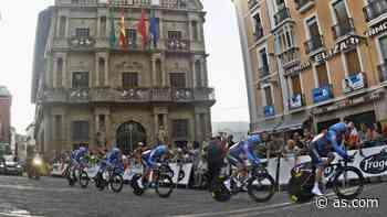 La etapa 2 de La Vuelta: San Miguel de Aralar, arriba y abajo - AS