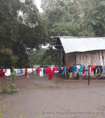 En Barú y Alanje, 19 viviendas afectadas por desbordamiento de ríos - Chiriquí - frecuenciainformativa.com