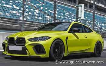 Une «correction» possible pour les BMW M3 et M4