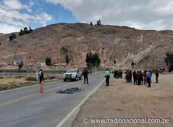 Choque en la carretera Pativilca–Huaraz deja un muerto y tres heridos - Radio Nacional del Perú