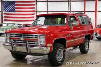 Own/Drive/Crush: Classic SUV Showdown