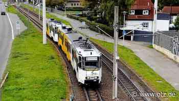 Zusätzliche Fahrten der Geraer Straßenbahn durch Zeitumstellung - Ostthüringer Zeitung