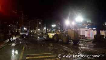 Santa Margherita Ligure, il punto della situazione dopo 24 ore di maltempo mentre il mare torna lentamente alla normalità (FOTO) - LaVoceDiGenova.it