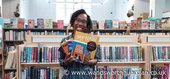 Lambeth librarian talks diversity in children's books and beyond - Wandsworth Guardian