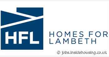 Director of Operations job with Homes for Lambeth | 4643105 - Inside Housing