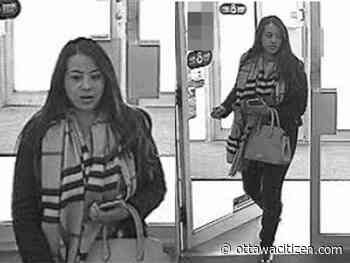 Police seek ID of suspect in bank and identity fraud