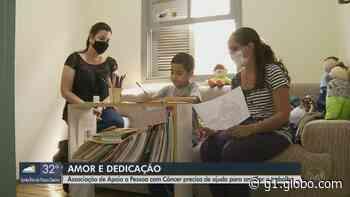 Associação de Apoio à Pessoa com Câncer em Vargem Grande do Sul busca ajuda para ampliar trabalho - G1