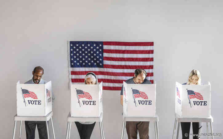8 Questions That Can Help Ease Election Anxiety