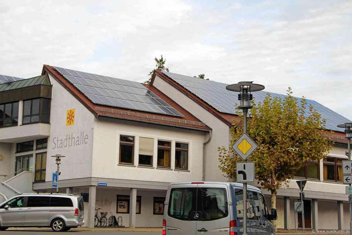 Markdorf: Soll für alle Neubauten in Markdorf eine Fotovoltaik-Pflicht eingeführt werden? Die Meinungen im Gemeinderat sind unterschiedlich - SÜDKURIER Online
