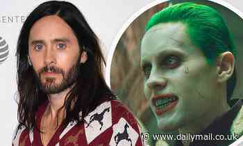 Justice League: Jared Leto to play Joker for Zach Snyder version