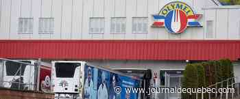 Un travailleur d'Olymel en Beauce meurt quelques heures après avoir reçu un diagnostic de COVID-19; 80 employés contaminés