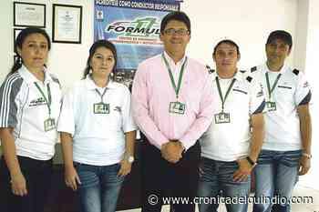 Hoy cumple 20 años el Centro de Enseñanza AutomovilÃstica Fórmula Uno - La Cronica del Quindio