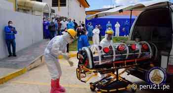 Amazonas: Médico con COVID-19 es trasladado de emergencia de Chachapoyas a Lima - Diario Perú21