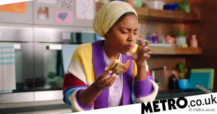 Nadiya Hussain leaves fans divided over unconventional chicken doughnut recipe