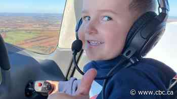 How a VIP flight helped an Island 4-year-old face heart surgery