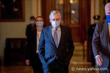 Senate fails to pass $500 billion COVID-19 stimulus package as relief talks continue