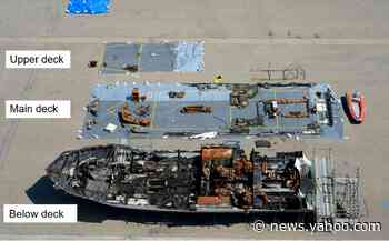 Dive boat blaze that killed 34 likely caused by mobile phones charging