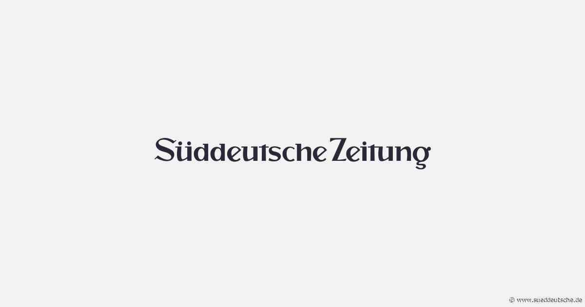 Zerstörte Wegemarkierung - Süddeutsche Zeitung