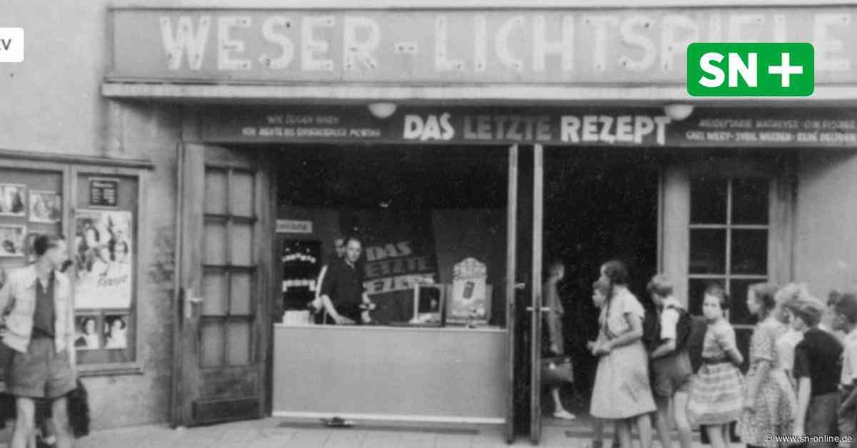 125 Jahre Filmgeschichte in Rinteln: Als die Bilder laufen lernten - Schaumburger Nachrichten