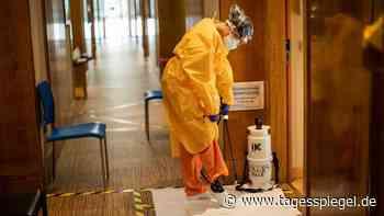 Coronavirus in Deutschland und der Welt: Spahn positiv getestet – Kabinett muss aber nicht in Quarantäne - Tagesspiegel