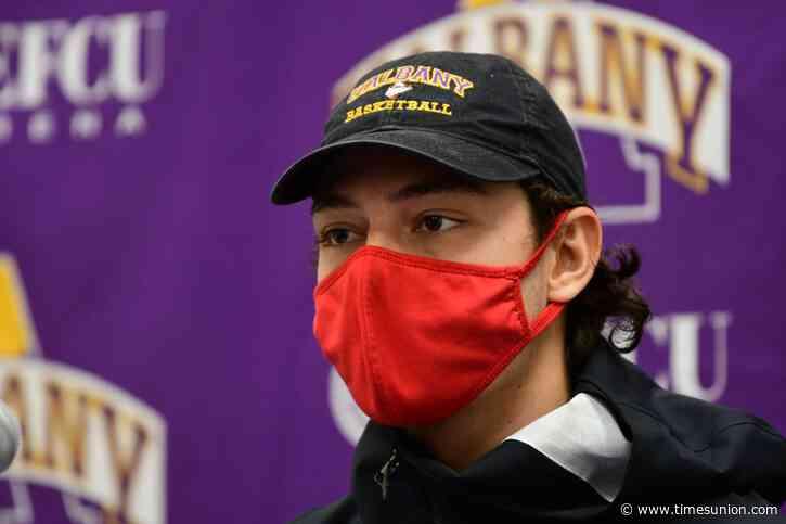 Cameron Healy, UAlbany basketball prepare for uncertain season
