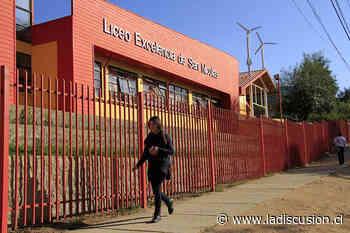 Piden acelerar el proyecto de ampliación del Liceo Bicentenario de San Nicolás - La Discusión