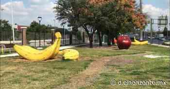 San Nicolás instala frutero gigante - El Horizonte