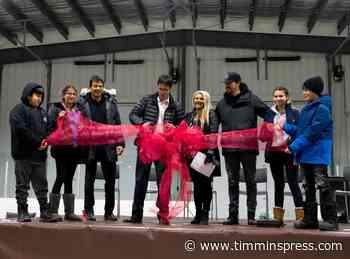 Mattagami Odamino Centre opens for youth - timminspress.com