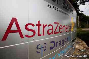 Coronavirus live updates: Volunteer in AstraZeneca vaccine trial dies; New York targets 'microclusters' - CNBC