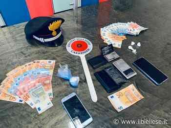 Spaccio di cocaina, due arresti a Biella - ilbiellese.it