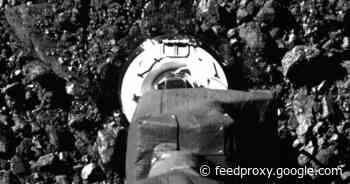 First NASA Osiris-Rex images show incredible touchdown on asteroid Bennu     - CNET