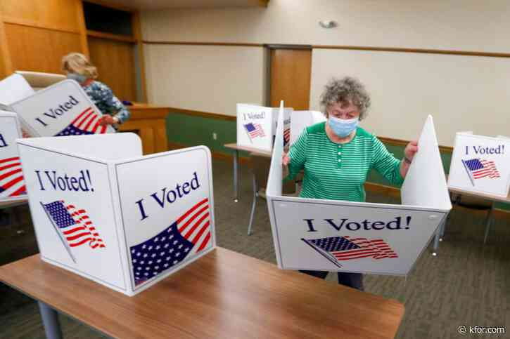 Ada's mask mandate doesn't apply at the polls, officials say