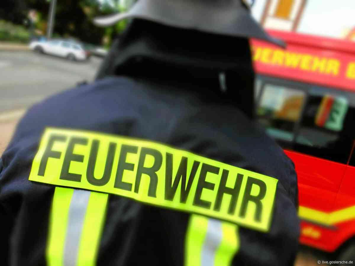 Dacharbeiten lösen Feuer aus   Seesen - GZ Live