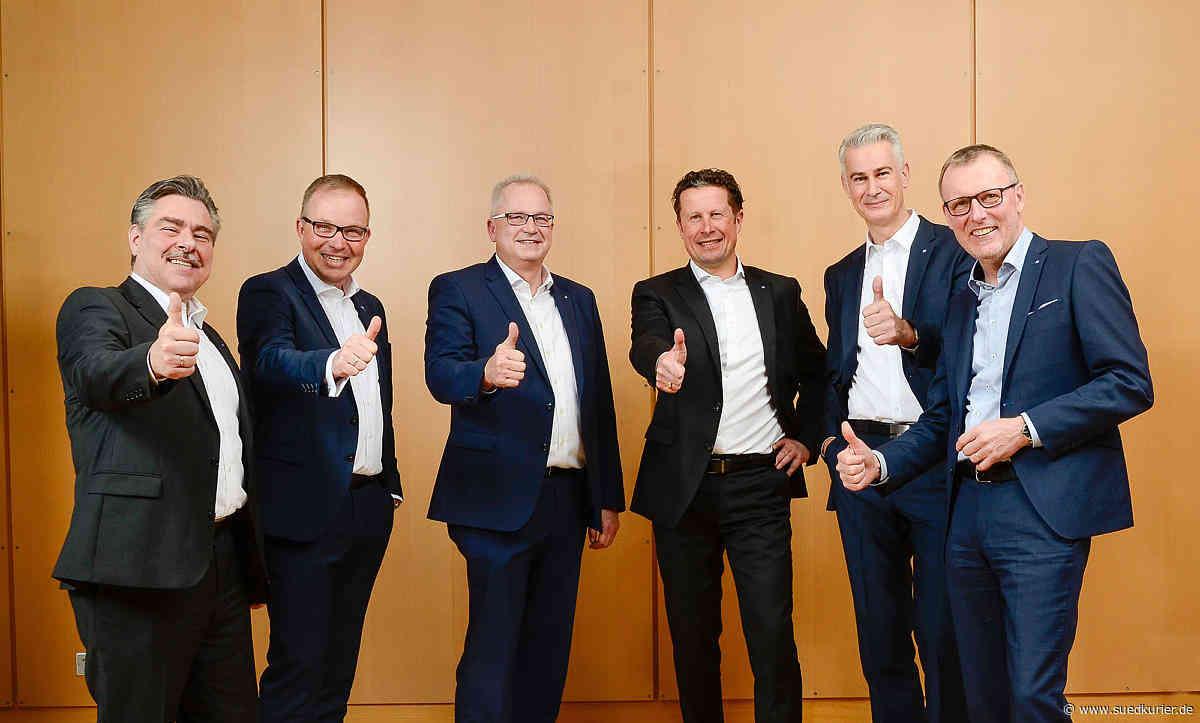Villingen-Schwenningen: Arbeiten Sie auch bald so? Bei der Volksbank-Fusion entstehen in Villingen auch neue Arbeitswelten - SÜDKURIER Online