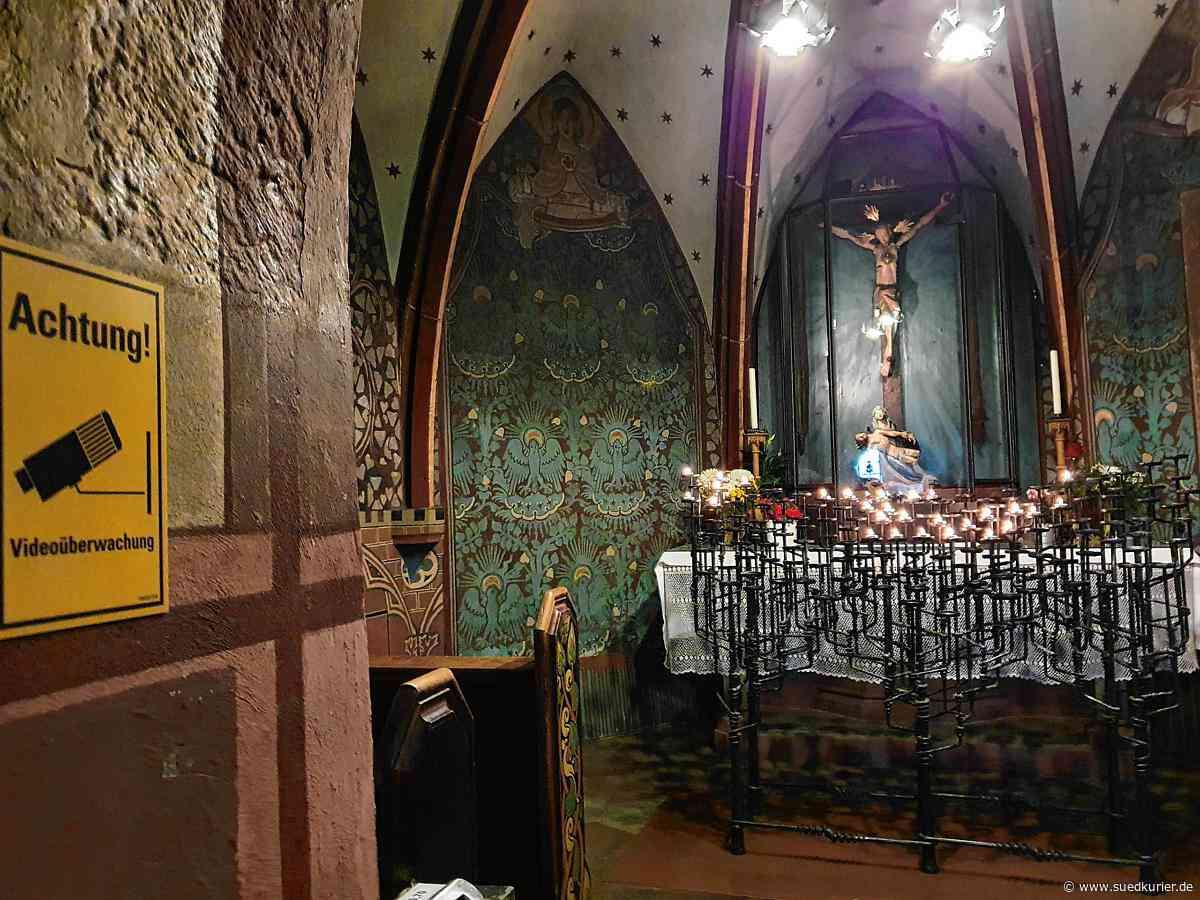 Villingen-Schwenningen: Erst Daten hinterlegen, dann das Gebet: Katholische Kirchen müssen jetzt neue Corona-Auflage erfüllen - SÜDKURIER Online