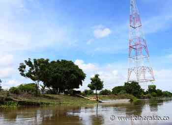 En video | Se incrementa la alerta en Suan y Ponedera por erosión del río - EL HERALDO