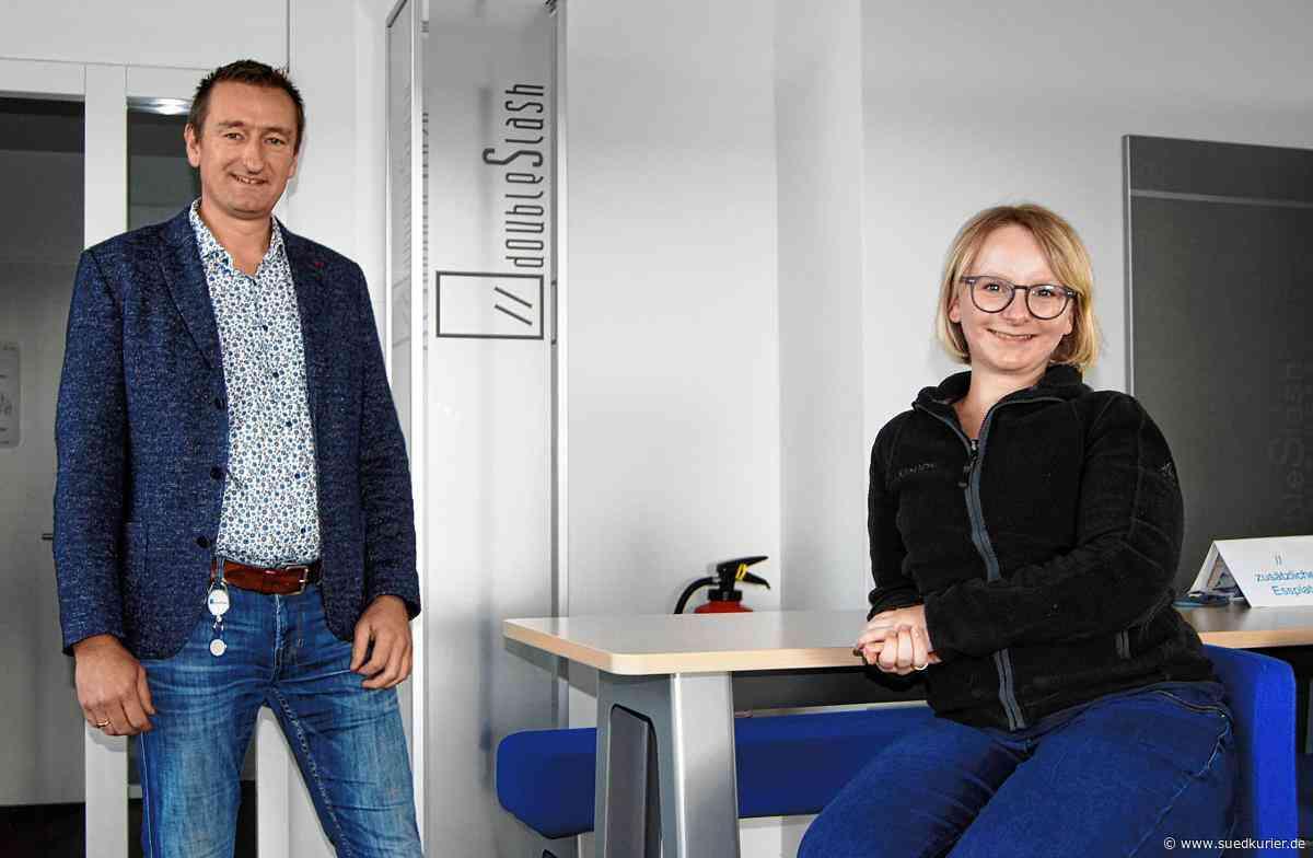 Friedrichshafen/Immenstaad: Wie Vertreter der IT-Branche gut durch die Corona-Krise kommen - SÜDKURIER Online
