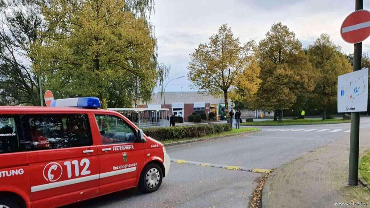 Bauarbeiter auf Westfleisch-Gelände in Oer-Erkeschwick schwer verletzt - 24VEST