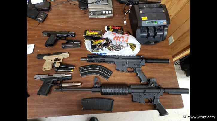 Iberville sheriff's office ramping up patrols looking for stolen guns