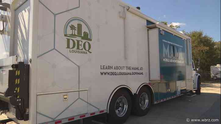 Smell in the air being investigated by LDEQ