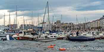 Más de 40 intervenciones en toda Cantabria por el fuerte viento - Alerta