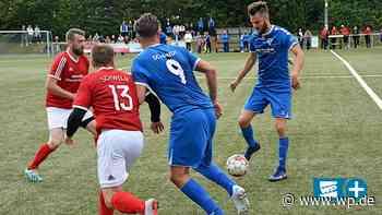 FC Herdecke-Ende hofft bald wieder auf Bryan Schmidt - WP News