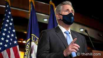 McCarthy faces pushback from anxious Republicans over interview comments