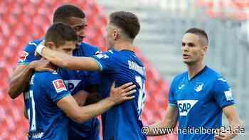 TSG Hoffenheim in der Europa League: Spielplan, Gegner, TV-Übertragung - heidelberg24.de